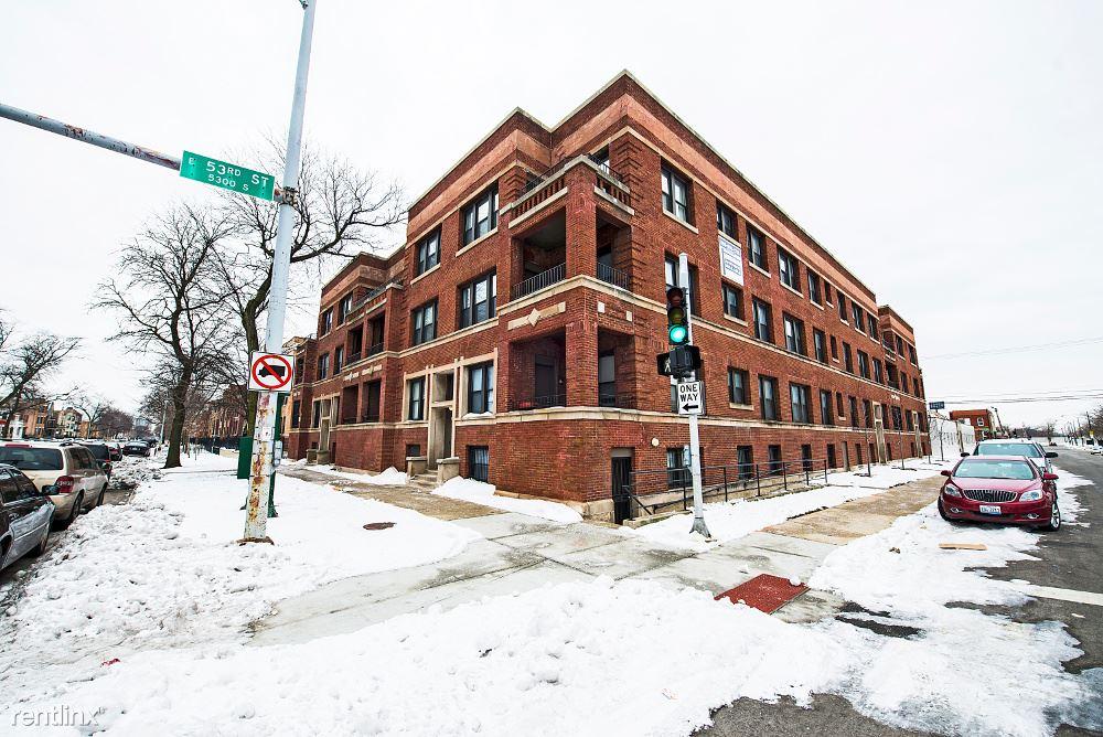 5300 S Michigan Ave, Chicago, IL - $1,135 USD/ month
