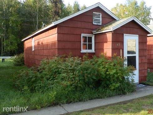 1901 Mary Ann St House 45, Fairbanks, AK - $950