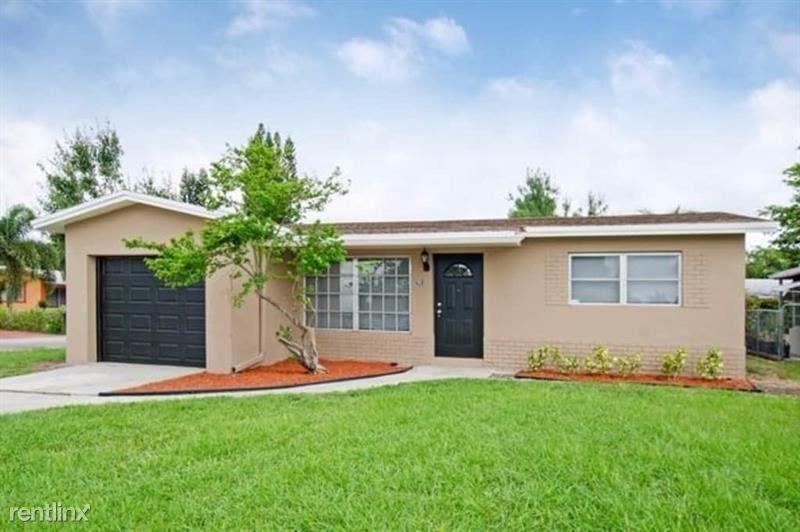 6281 SW 8th Ct, North Lauderdale, FL - $1,600