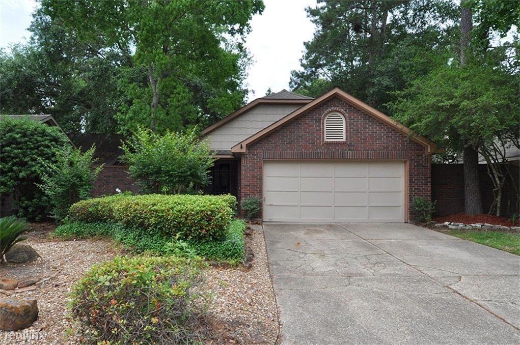 3319 Beech Point Dr, Kingwood, TX - $1,650