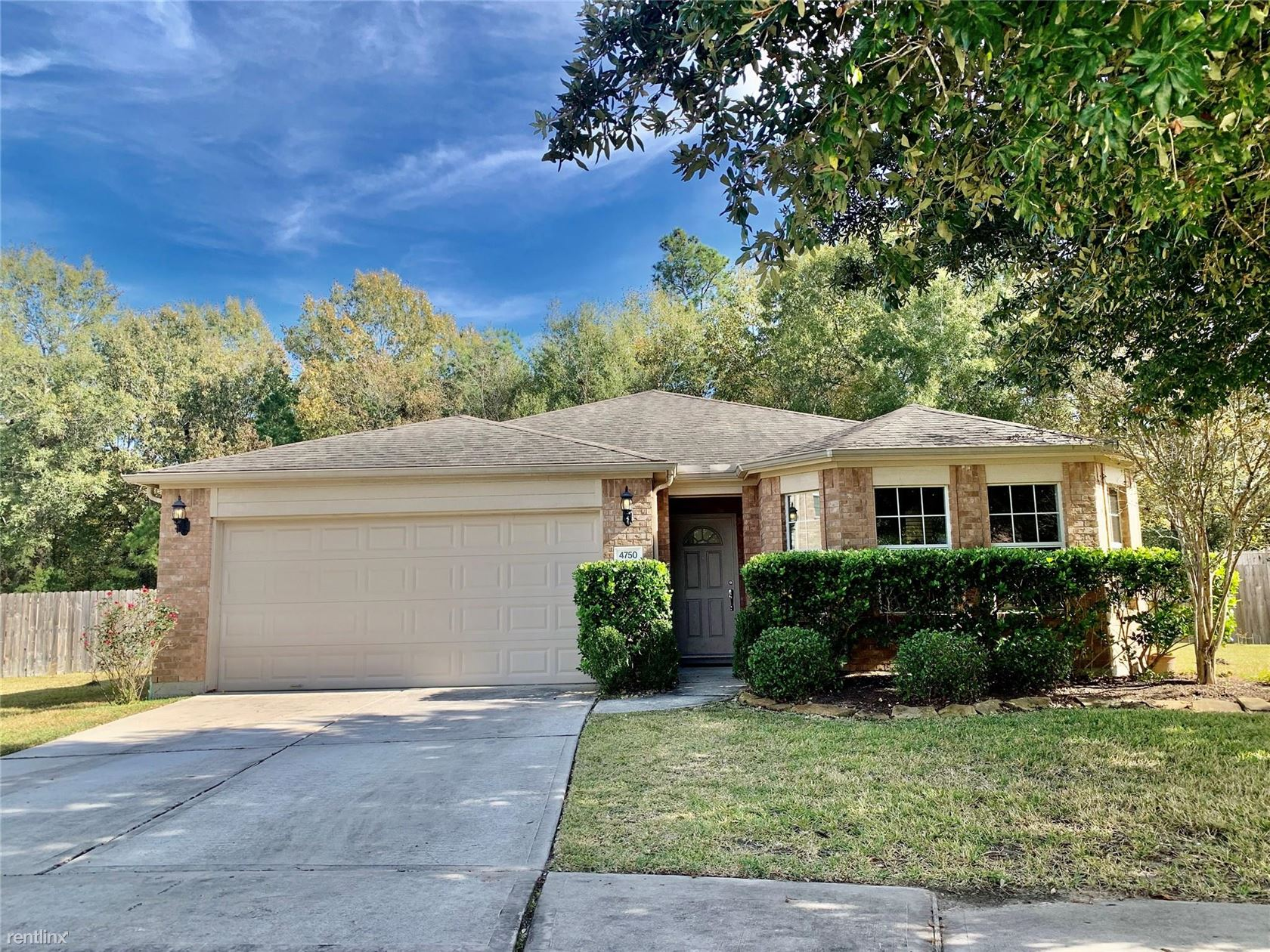 4750 Woodspring Glen Ln, Kingwood, TX - $1,700