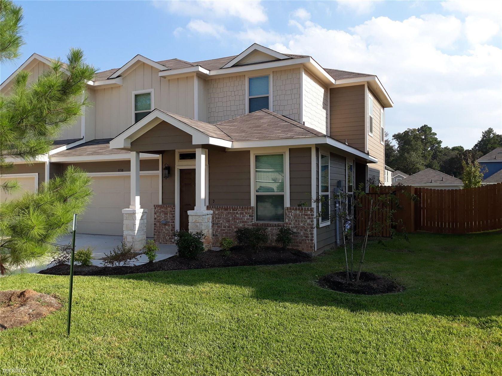 113 Wickersham, Conroe, TX - $1,575