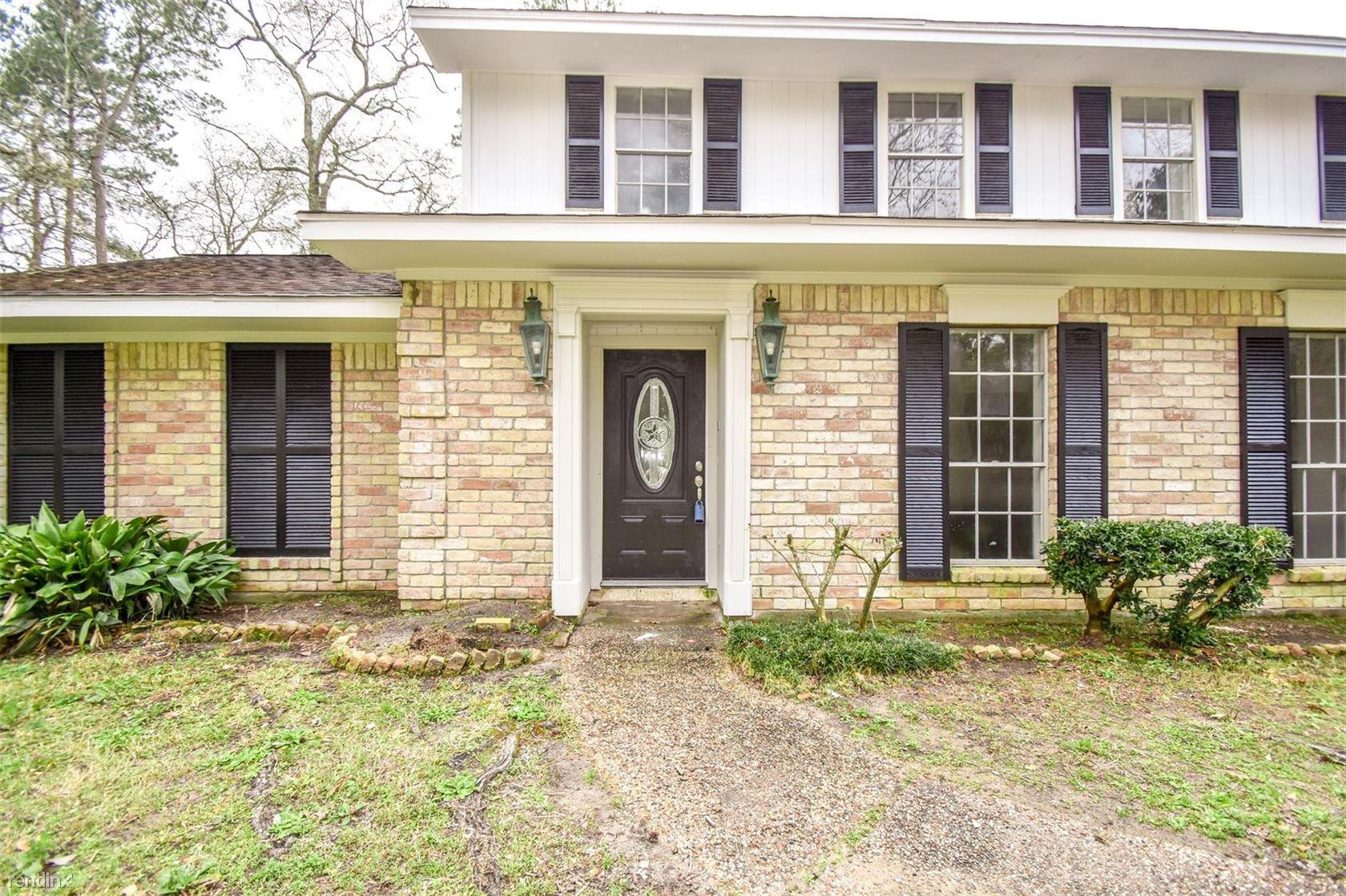 734 Stonewall Jackson Dr, Conroe, TX - $1,799