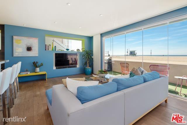 3711 Ocean Front Walk Apt 1, Marina Del Rey, CA - $10,500