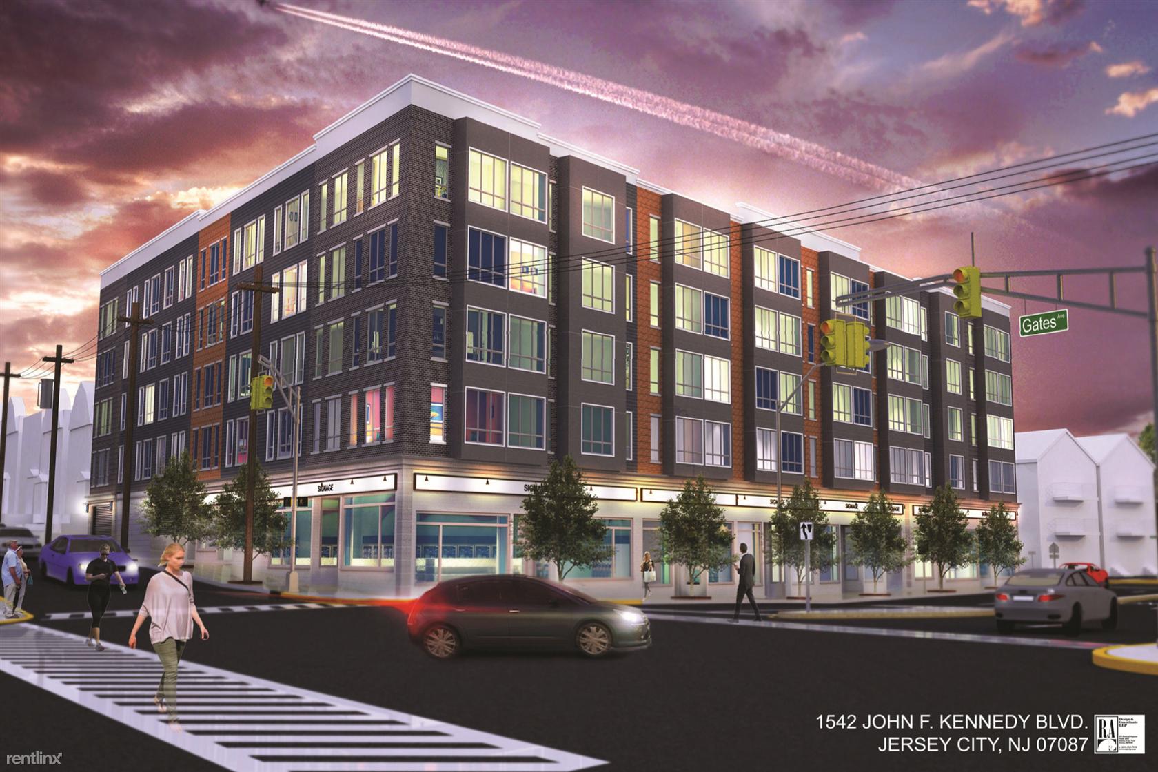 1536 John F Kennedy Blvd, Jersey City, NJ - $2,650