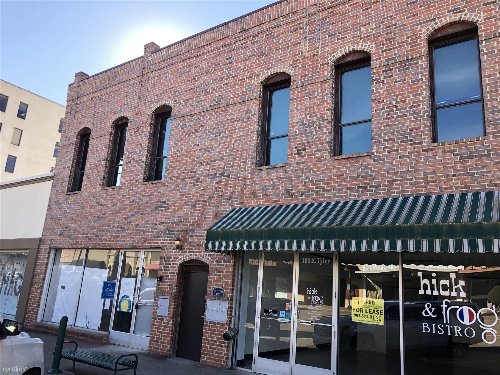 110 E Tyler St, Longview, TX - $100