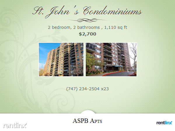 Condo for Rent in Jersey City