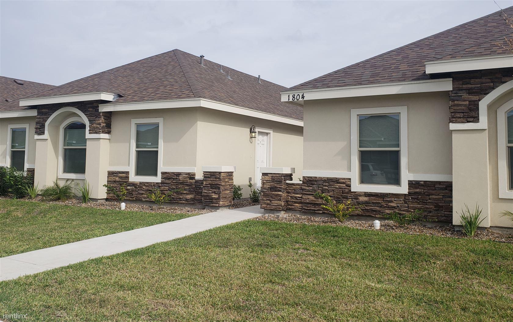 1804 Jackson St, Weslaco, TX - $975