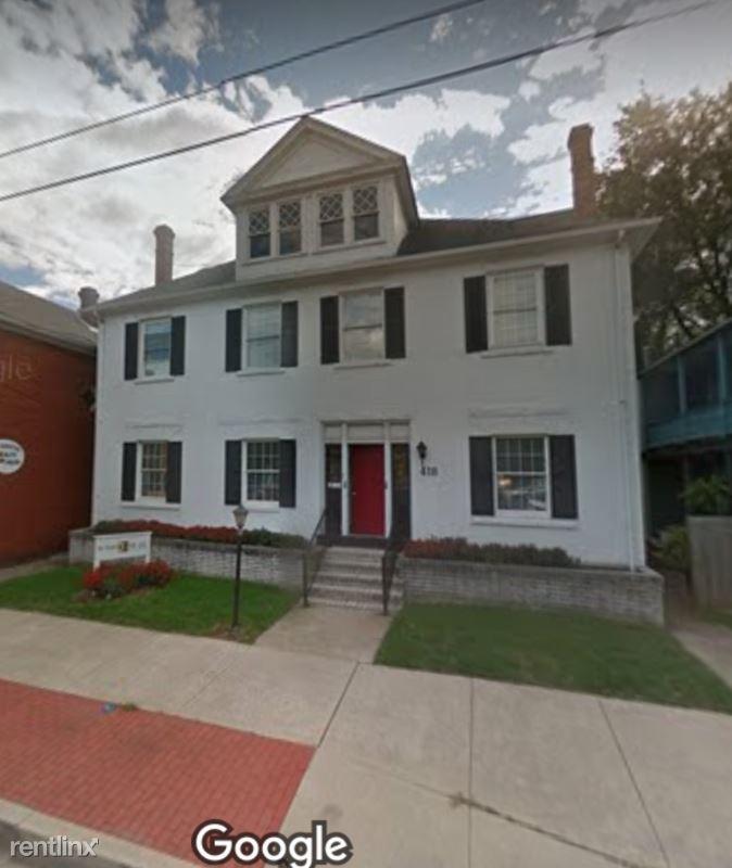 418 N. Mechancs street #1, Cumberland, MD - $795