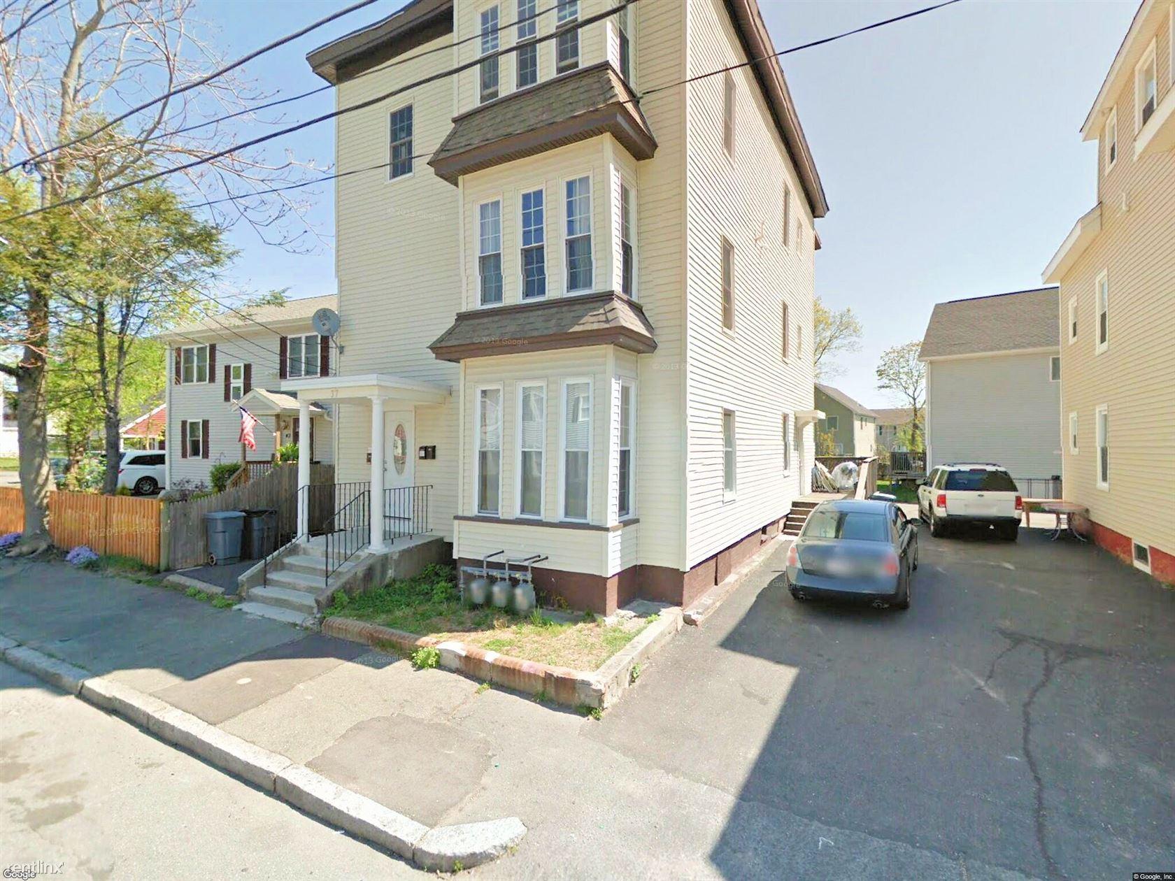 37 Walnut St Apt 3, Brockton, MA - $2,100