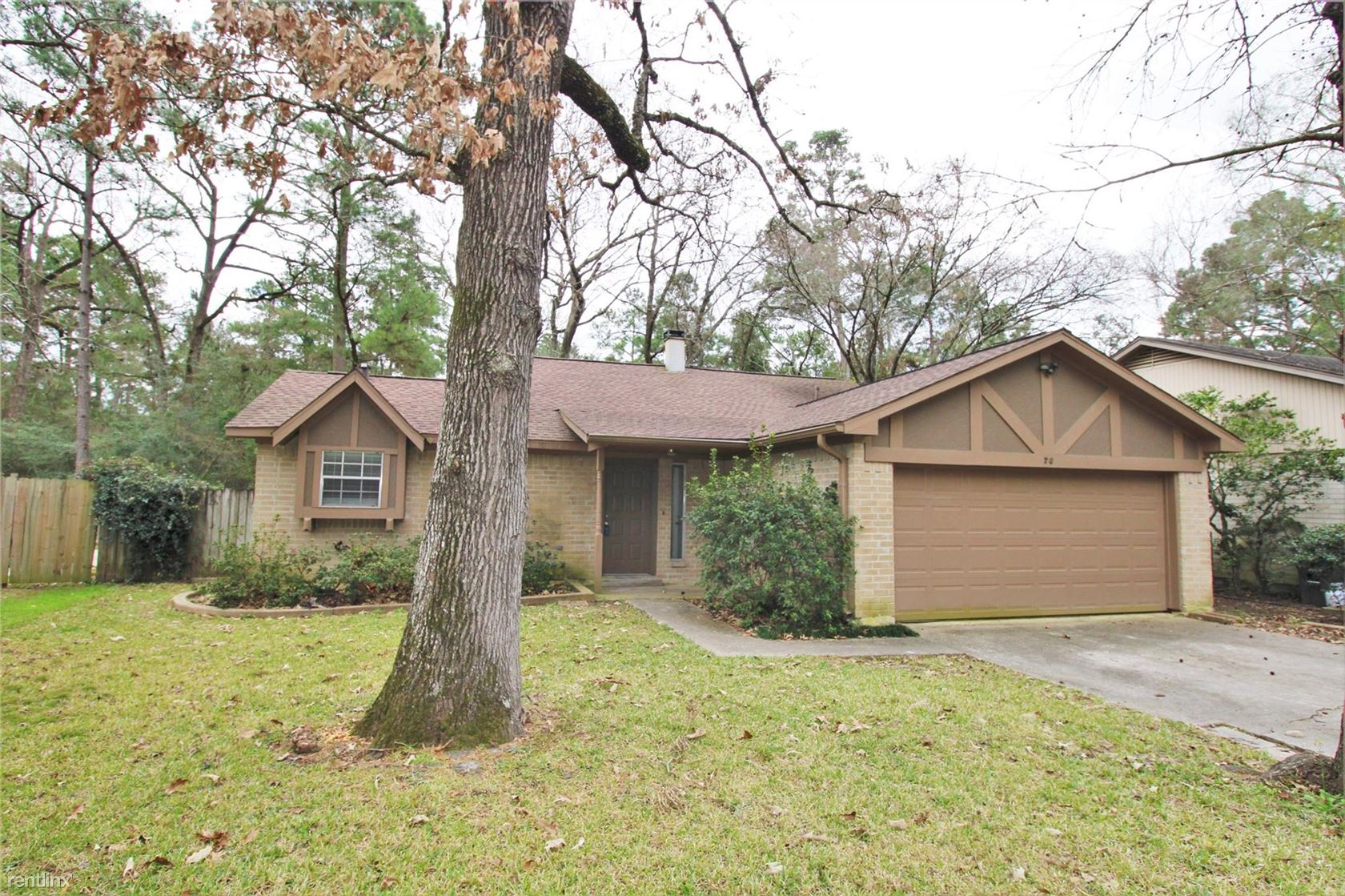 78 S Woodstock Circle Dr, THE WOODLANDS, TX - $1,650
