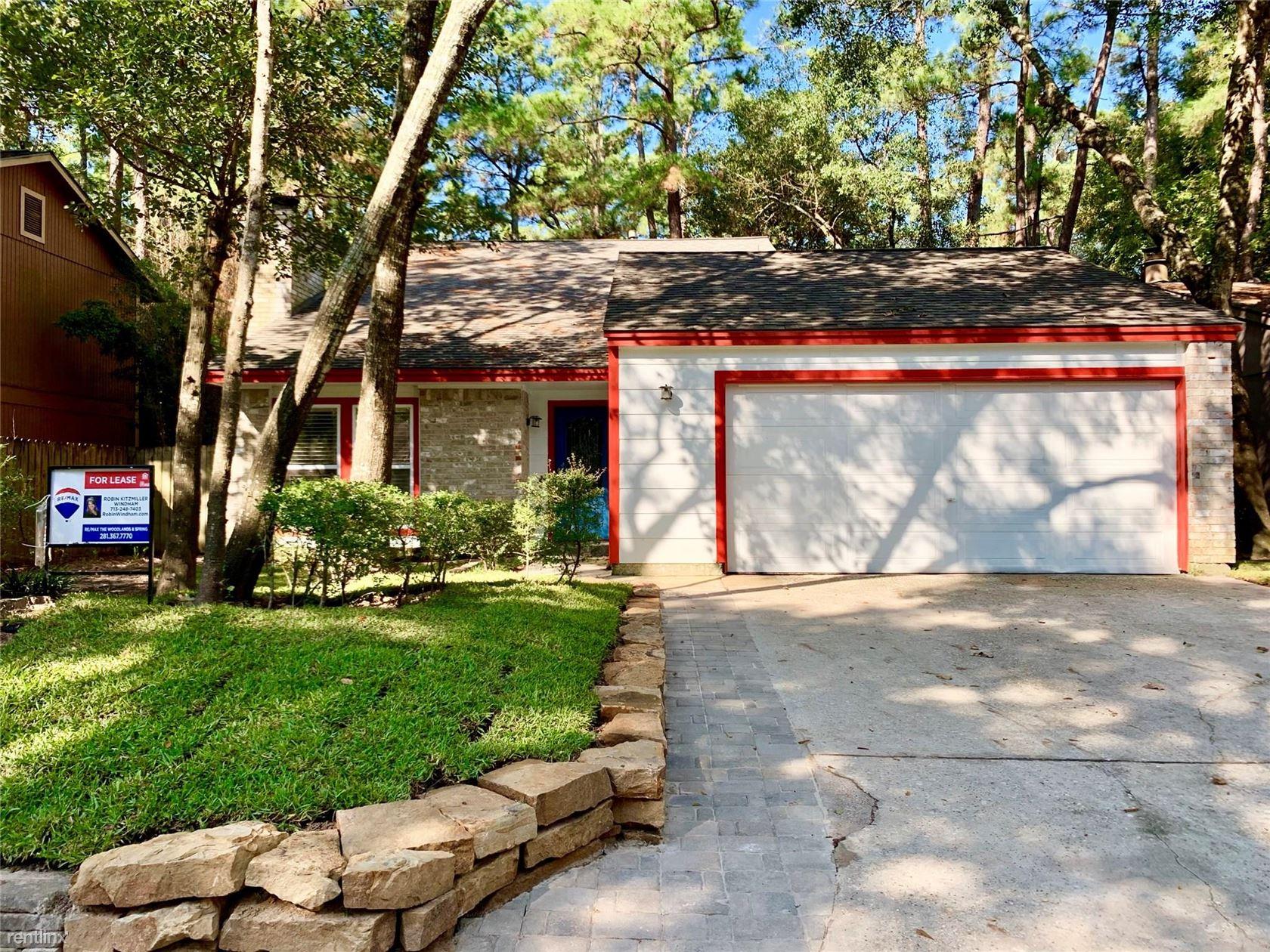 9 Raven Ridge Ln, THE WOODLANDS, TX - $1,700