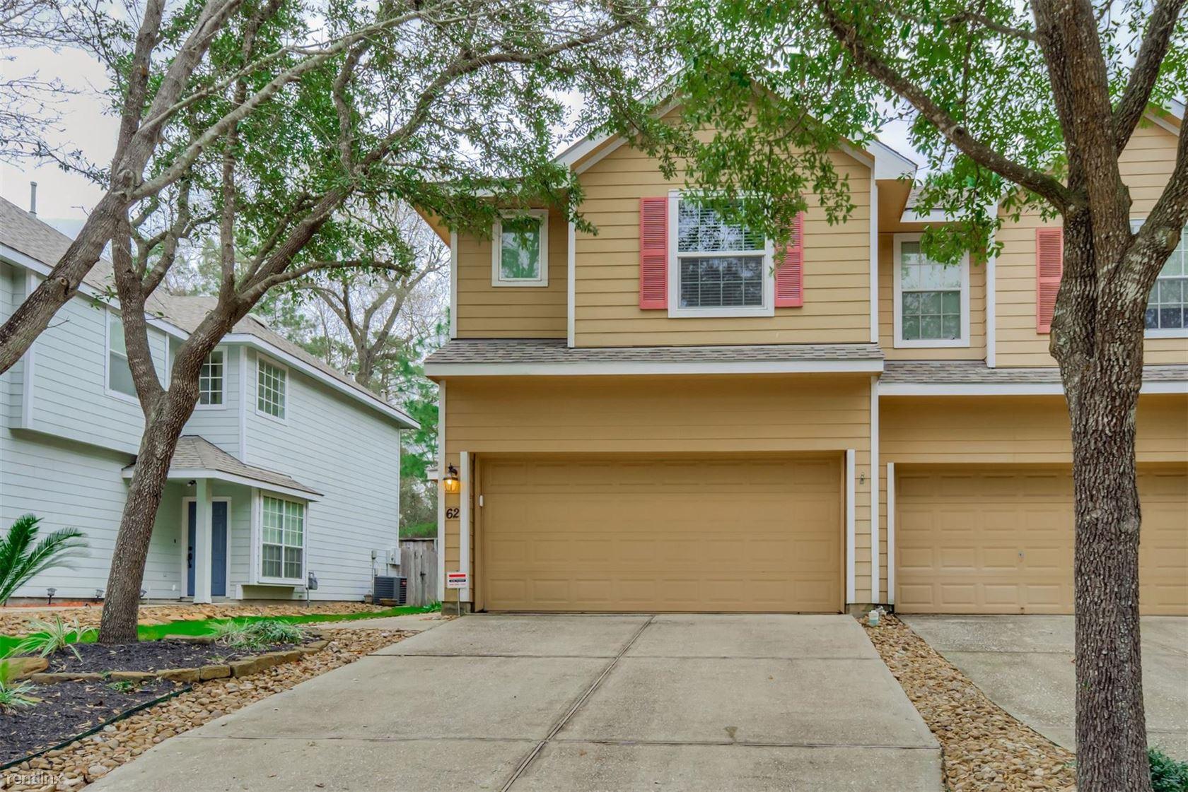 62 S Camellia Grove Cir, THE WOODLANDS, TX - $1,700