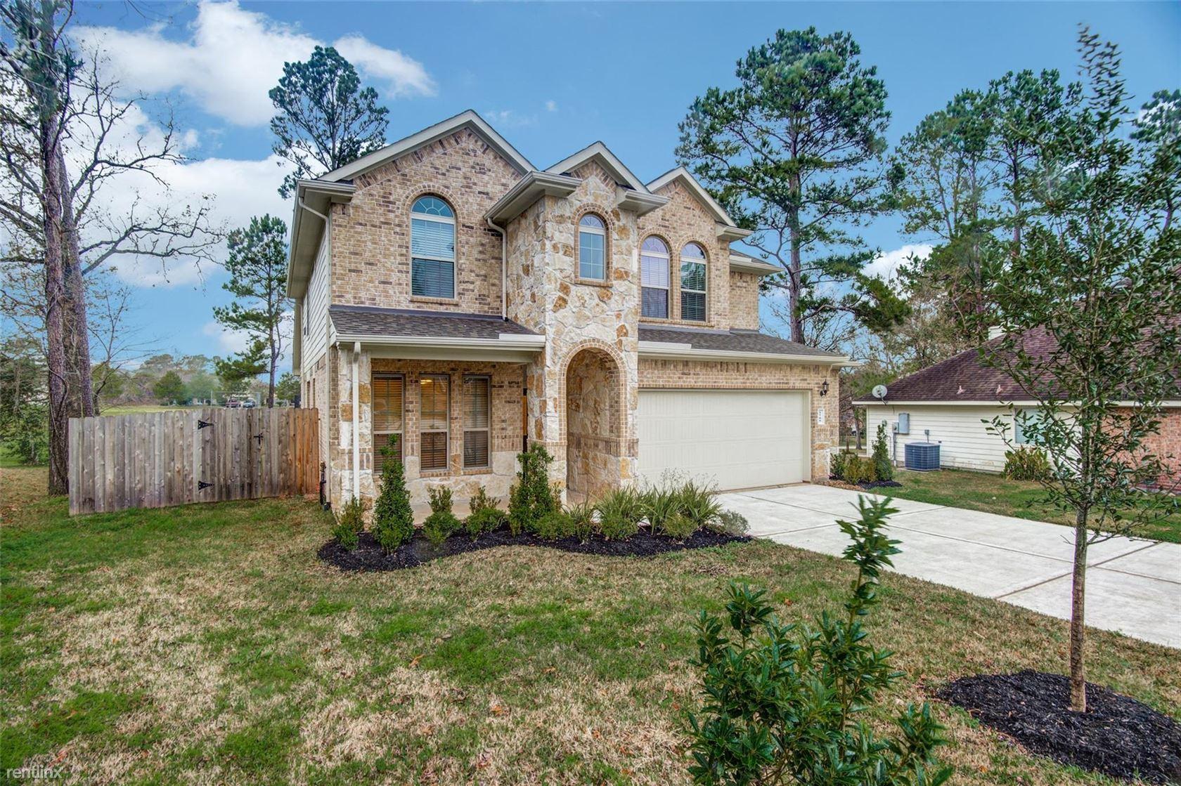 3705 Sunset Cir, Montgomery, TX - $2,000