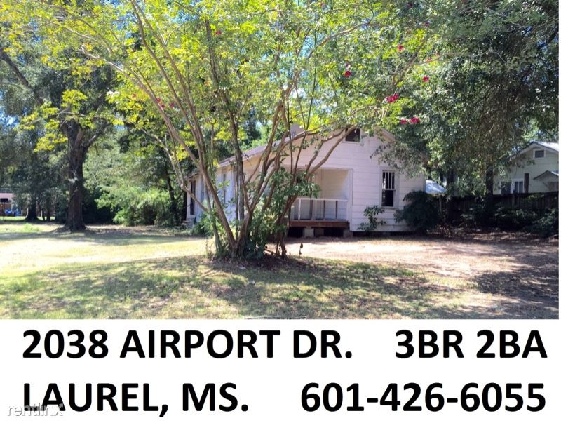 2038 Airport Dr WeBuyHousesSwift.com, Laurel, MS - $675