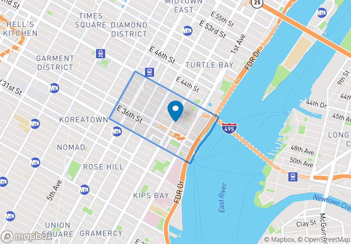 301 E 38th St, New York, NY - $2,550