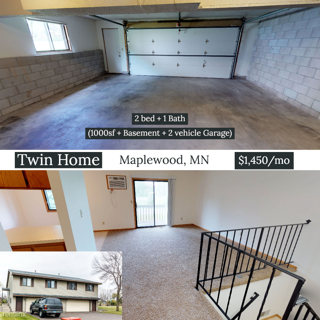 2441 Gall Ave, Maplewood, MN - $1,450