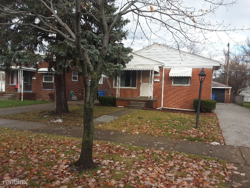 24402 Currier Street, Dearborn Heights, MI - $1,200
