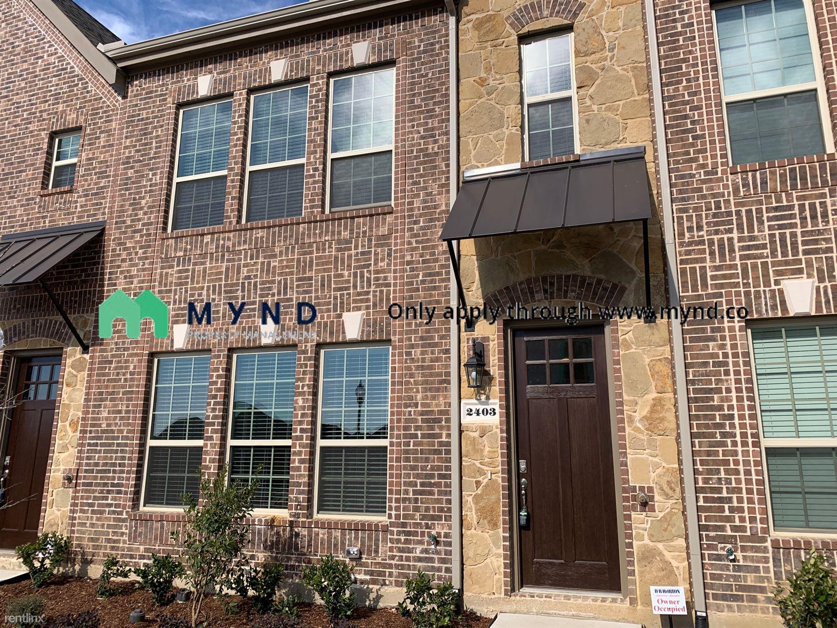 2403 Siskiyou St, Lewisville, TX - $2,400