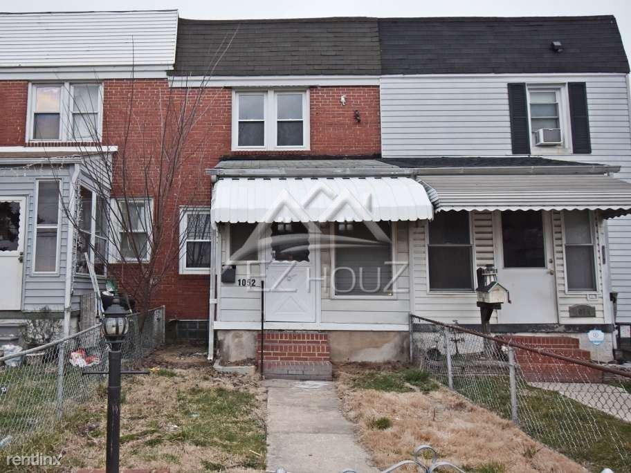1052 Iris Avenue, Baltimore, MD - $1,200