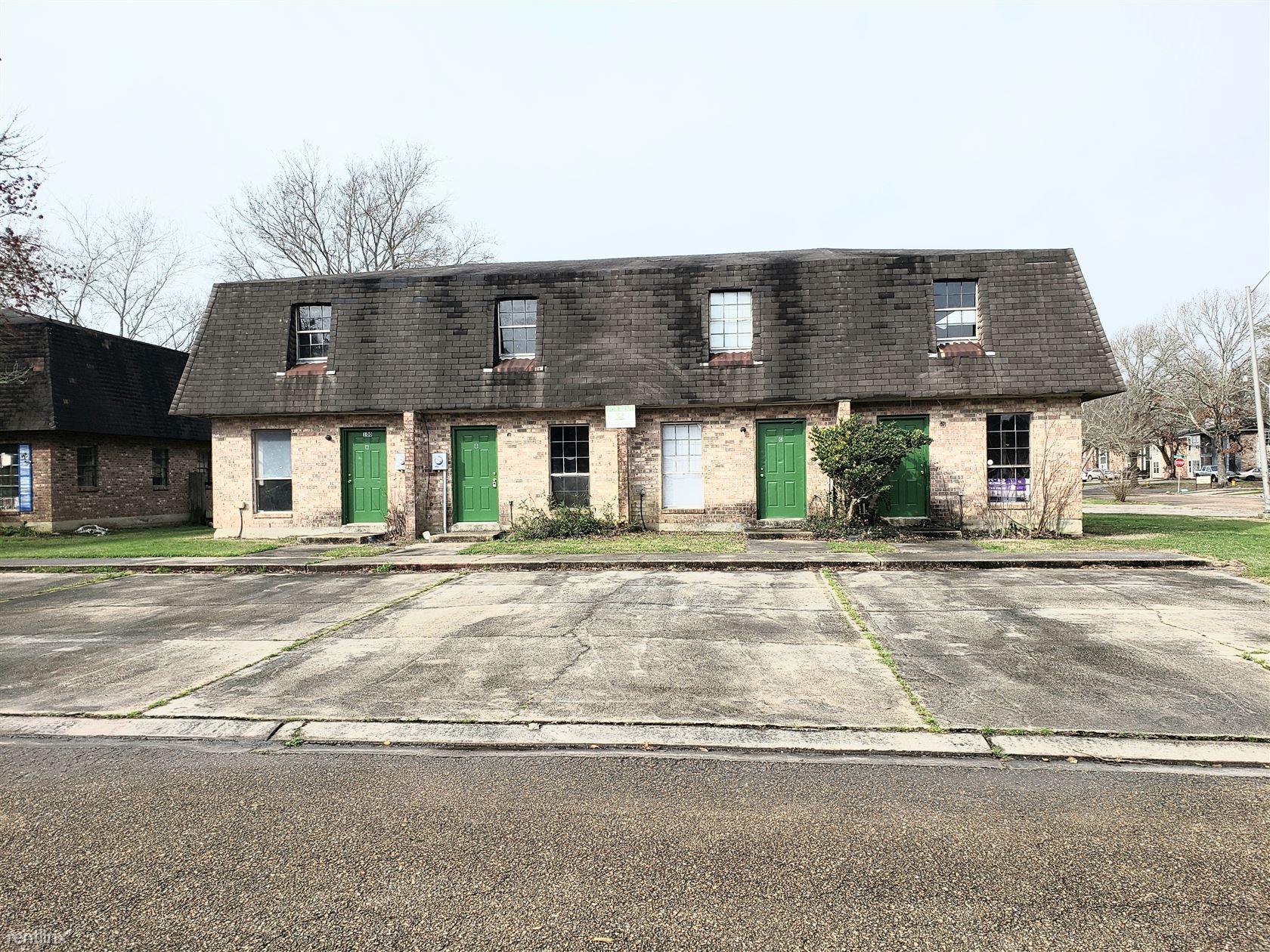 100 Barracks St, Duson, LA - $450