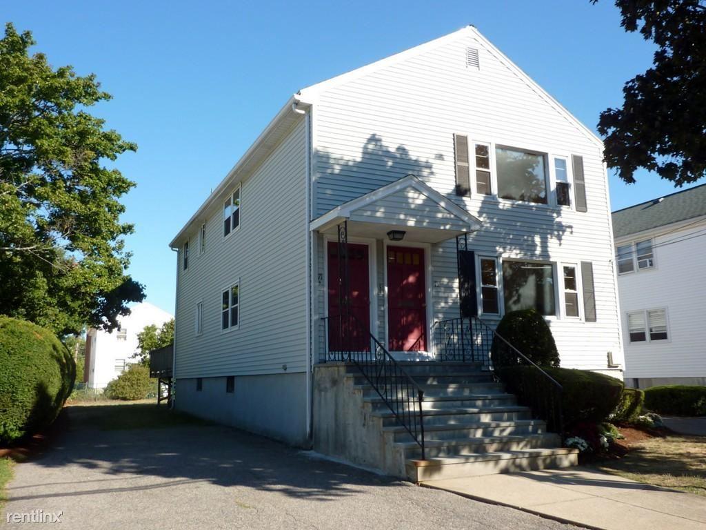 71 Trowbridge St # 1, Belmont, MA - $2,500