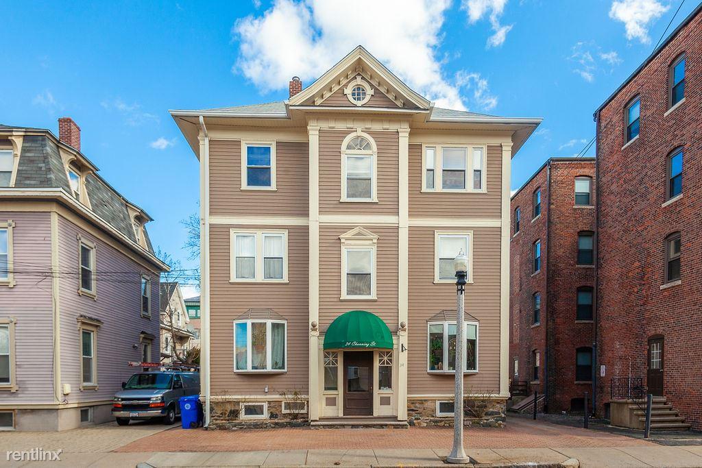 34 Channing St, Newton, MA - $4,500