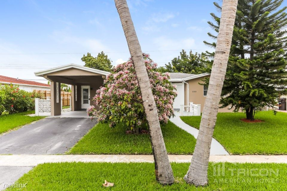 3381 NW 33rd Court, Lauderdale Lakes, FL - $1,649