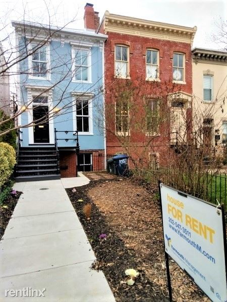 1005 East Capitol St. SE, Upper House, Washington, DC - $3,600