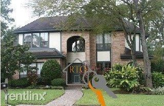 Sandy Grove Dr in Foster's Mill,, Kingwood, TX - $2,250