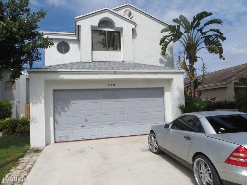 3481 NW 20 street, Coconut Creek, FL - $2,300