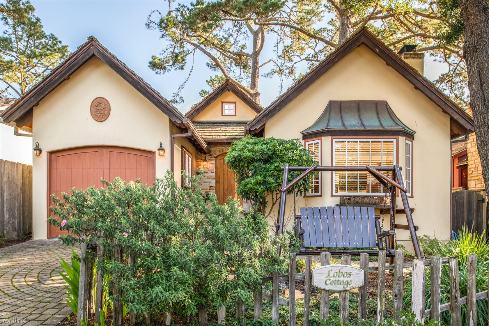 Lobos 2 SE of 2nd Avenue, Carmel-by-the-Sea, CA - $5,500