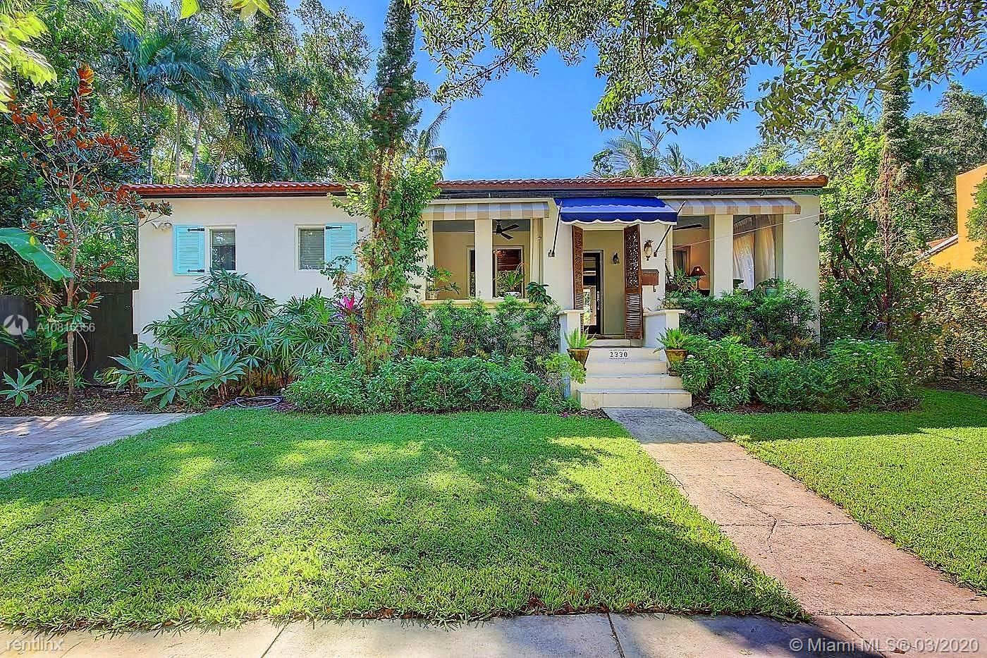 2330 Overbrook St, Coconut Grove, FL - $4,350