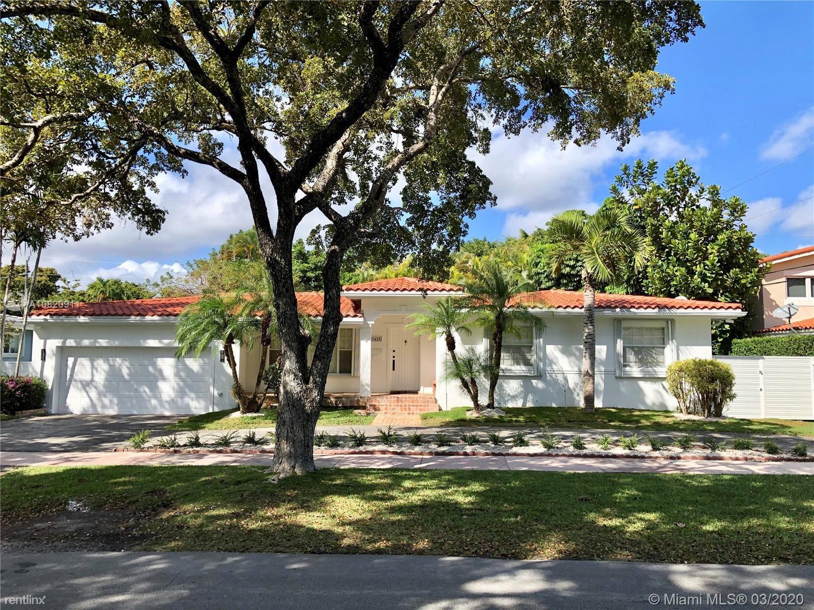 1425 Trillo Ave, Coral Gables, FL - $6,000