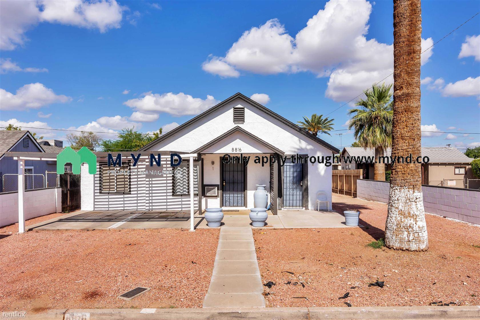 8816 N 6th Pl Unit 1, Phoenix, AZ - $825