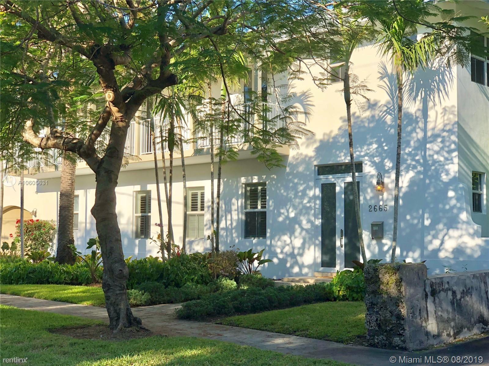 2665 Inagua Ave, Coconut Grove, FL - $8,000