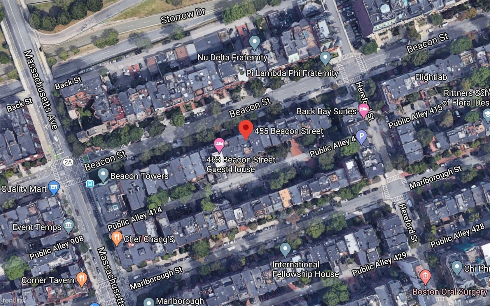 455 Beacon St # Parking, Boston, MA - $250