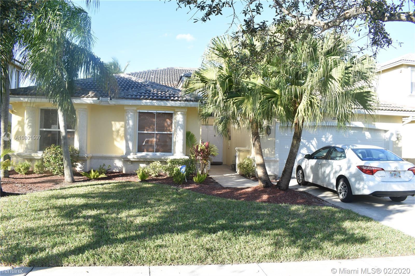 19063 NW 23rd Pl, Pembroke Pines, FL - $3,500