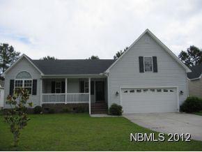 409 Fishing Creek Drive, New Bern, NC - $1,350
