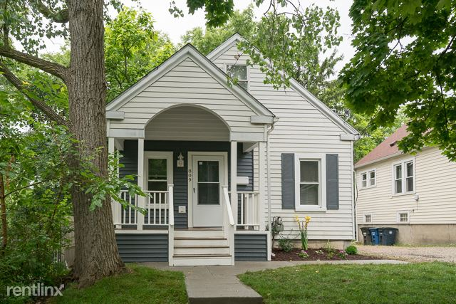 809 Hillcrest Drive, Ann Arbor, MI - $3,095