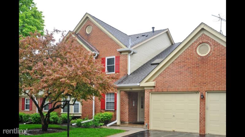 198 Camden Ct V2, Schaumburg, IL - $1,600