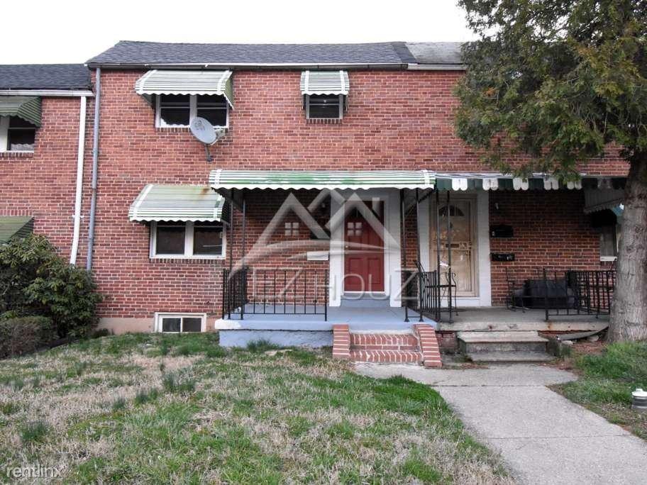 1423 North Decker Street,Apt.2, Baltimore, MD - $835