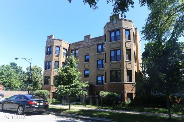4224 N. Clark, Unit 1, Chicago, IL - $1,445