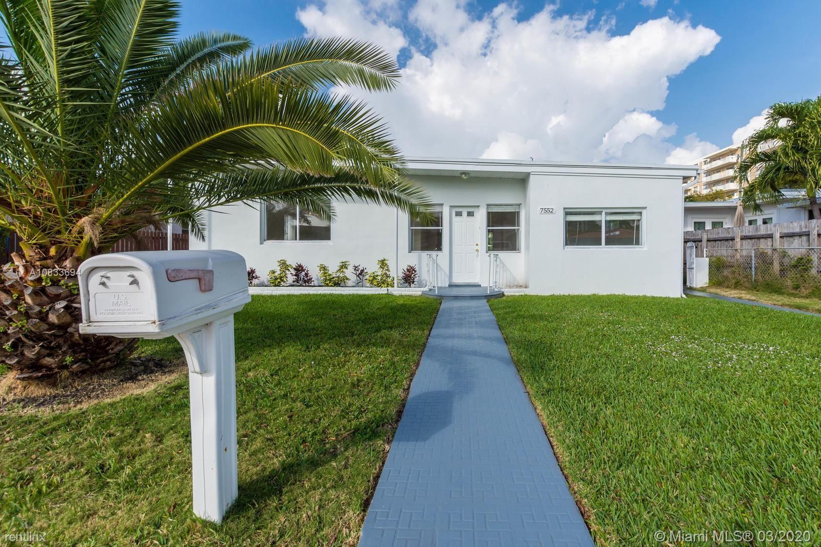 7552 Adventure Ave, North Bay Village, FL - $3,525