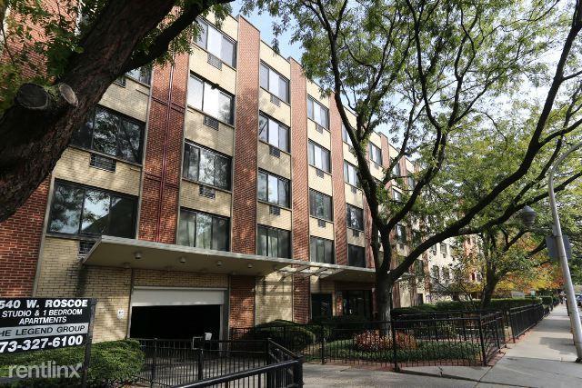 540 W. Roscoe, Unit 388, Chicago, IL - $1,145