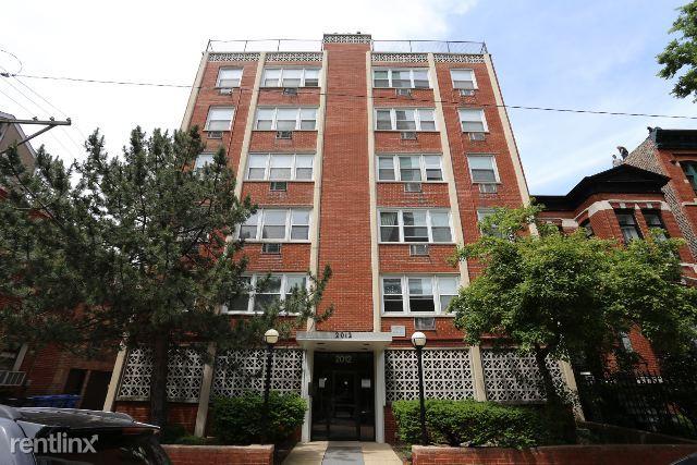 2012 N. Orleans, Unit 2C, Chicago, IL - $1,150