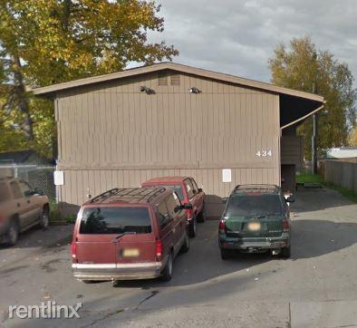 434 N Bragaw St 4, Anchorage, AK - $795