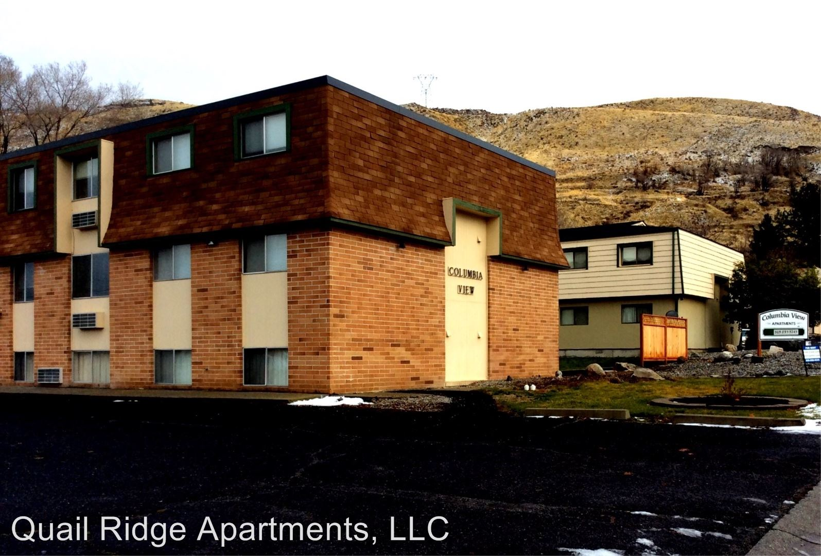 Apartment for Rent in Coulee Dam