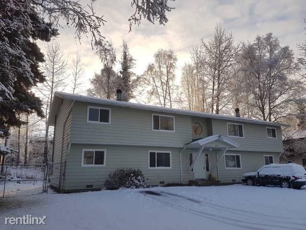 6600 E 6th Ave 4, Anchorage, AK - $895