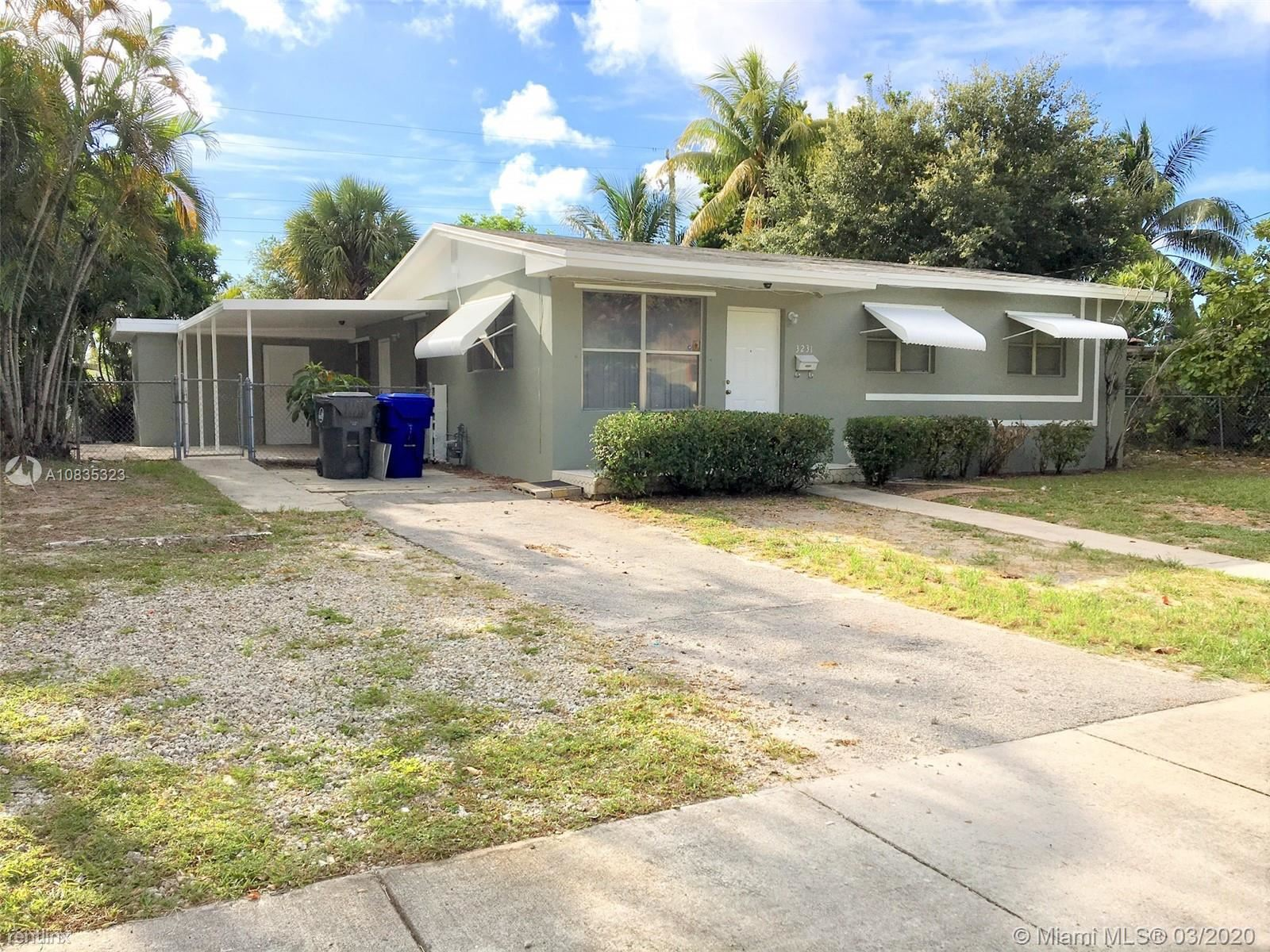 3231 SW 32nd Ave, West Park, FL - $1,700